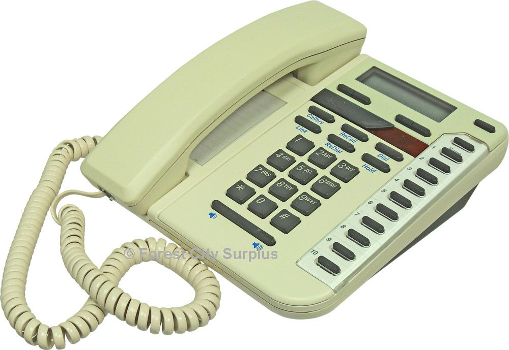 bell canada corded telephone manual